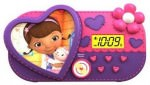 Night Glow Doc McStuffins Alarm Clock