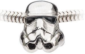 Star Wars Stormtrooper Charm Bracelet Bead