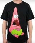 Patrick Star Open Mouth T-Shirt