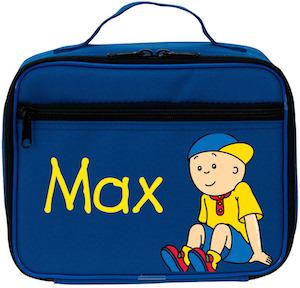 Caillou Blue Lunch Bag