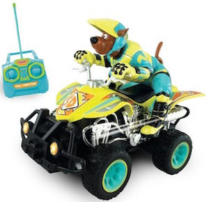 Scooby-Doo Remote Controlled ATV