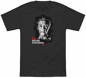 The Walking Dead Just Look At The Flowers T-Shirt