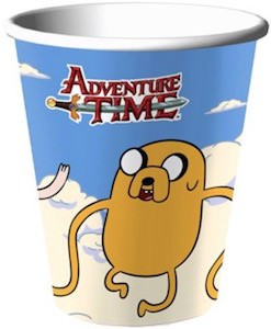 Adventure Time Party Cups