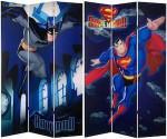 Batman VS Superman Room Divider