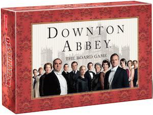Downton Abbey The Board Game