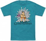 The Flintstones Game Of Stones T-Shirt