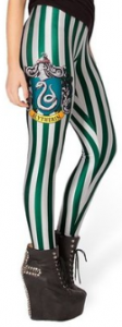 Harry Potter Slytherin Leggings
