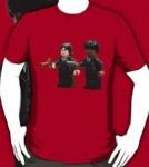 LEGO Pulp Fiction T-Shirt