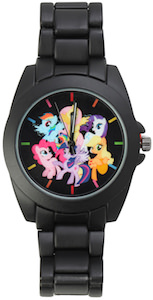 My Little Pony group watch in collectors tin