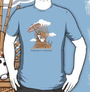 Olaf Game Of Thrones T-Shirt