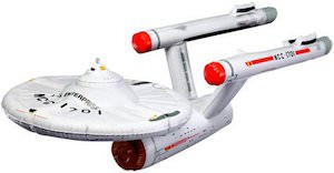 Star Trek U.S.S. Enterprise Inflatable Star Ship