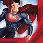 Superman paper napkins