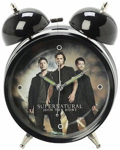 Supernatural Alarm Clock