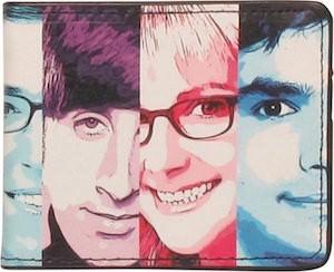 The Big Bang Theory Cast Wallet