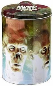 Governor's Floating Heads Cookie Jar from The Walking Dead