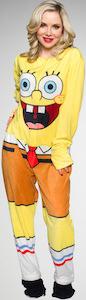 SpongeBob One Piece Costume Pajama