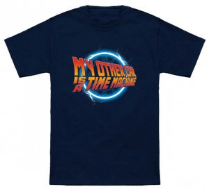 Back To The Future My Other Car T-Shirt