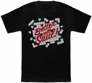 Better Call Saul Puzzle T-Shirt