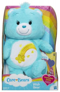 Care Bears Wish Bear With Welcome To Care-A-Lot DVD
