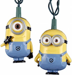 Despicable Me Minions String light
