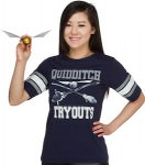 Harry Potter Quidditch Tryouts Women's T-Shirt