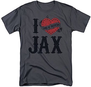 I Love Jax T-Shirt