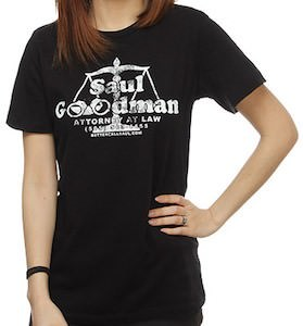 Saul Goodman Attorney At Law Women's T-Shirt from Better Call Saul