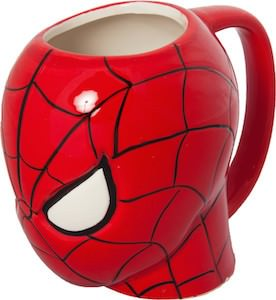 Marvel Spider-Man 3D Head Mug