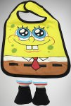 SpongeBob Squarepants Bib And Bootie Set