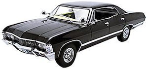 Supernatural 1967 Chevrolet Impala Die Cast Model Car