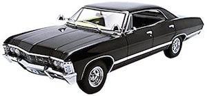 Supernatural 1967 Chevrolet Impala Die Cast Model Car