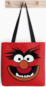 The Muppet Show Animal Tote Bag