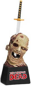 The Walking Dead Walker With Sword Letter Opener