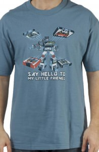 Transformers Decepticon Soundwave T-Shirt