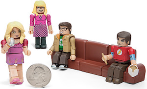 The Big Bang Theory Minimates