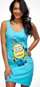 Despicable Me Women's Minion Nightgown