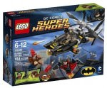 Batman Helicopter Man-Bat Attack LEGO Set