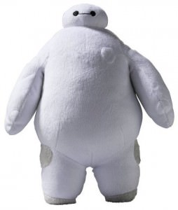 Big Hero 6 Baymax Plush Doll