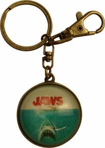 Circular Original Jaws Keychain