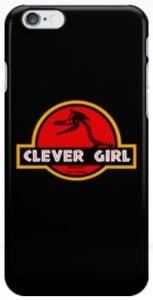 Clever Girl Samsung Galaxy And iPhone Case