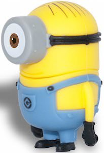 Despicable Me 2 Minion Flash Drive