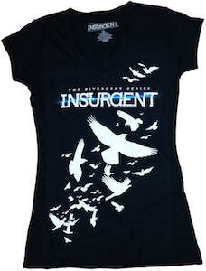 Insurgent Flying Bird T-Shirt