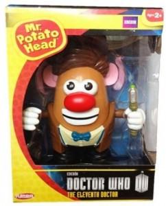 Eleventh Doctor Who Mr. Potato Head