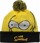 Homer Flip Face Simpsons Beanie