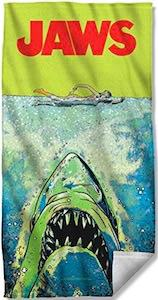 Jaws Attack Beach Towel