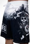 Sons Of Anarchy Reaper Swim Shorts