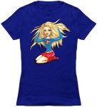 Supergirl Bad Hair Day T-Shirt