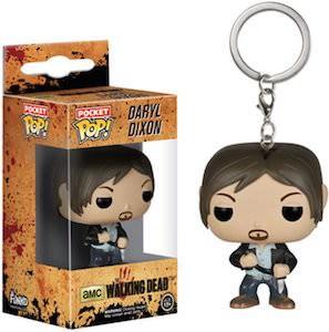 The Walking Dead Daryl Dixon Pocket Pop! Key Chain