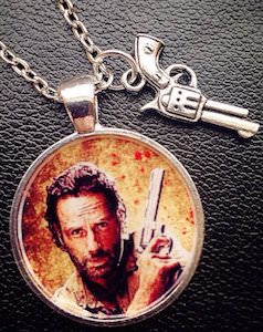 Rick Grimes Necklace