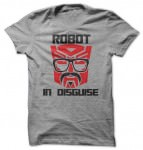 Transformers Robot In Disguise T-Shirt